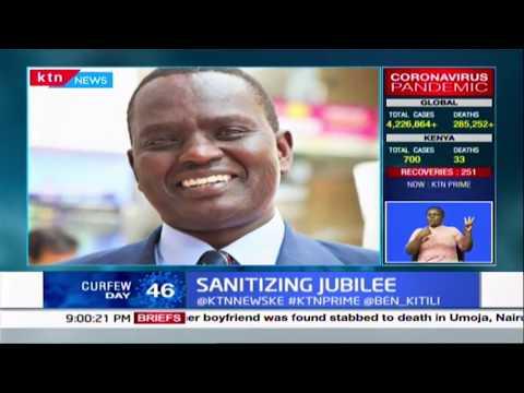 Sanitizing jubilee: Senators Murkomen, Kihika kicked out in major changes in senate leadership