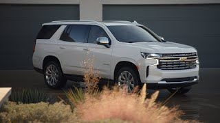 YouTube Video xkv_9imseAc for Product Chevrolet Tahoe & Suburban SUV (5th Gen) by Company Chevrolet in Industry Cars