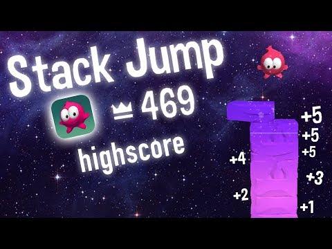 STACK JUMP HIGHSCORE