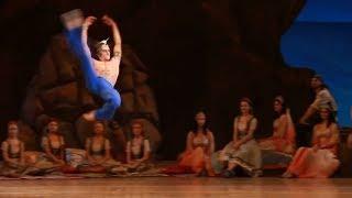 """Huge ballet jumps in 1080HD...with Sergei Polunin"