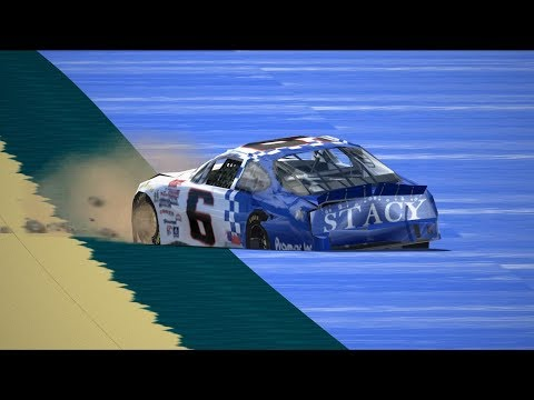 Can I Recreate The 2018 Bank of America Roval 400 Finish