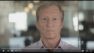 Message from Tom Steyer - Need to Impeach