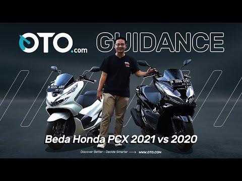Ini Beda All New Honda PCX 160 vs Lama