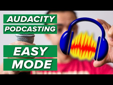 , title : 'How to Record and Edit a Podcast in Audacity (Complete Tutorial)