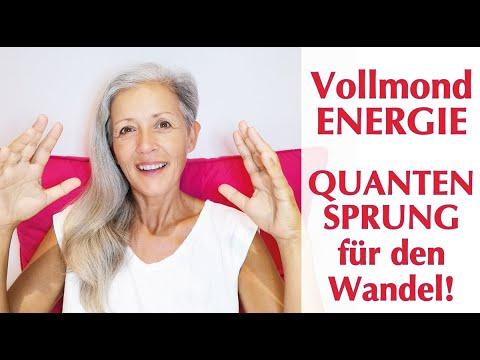 Vollmond-Gedanken: QUANTENSPRUNG für den Wandel! 🔥☀️🔥