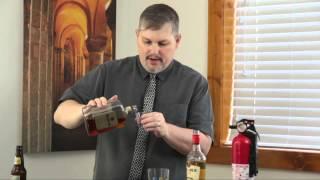 David Likes Beer Ep 010 - Flaming Dr. Pepper Shot