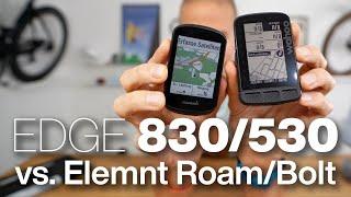 Garmin Edge 830 & 530: Eine Alternative Zu Wahoo Elemnt Roam & Bolt? Ein Erfahrungsbericht!