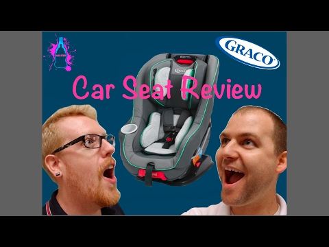 Graco MySize 65 Convertible Car Seat Review!!!!