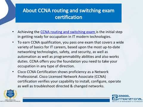 CCNA routing and switching exam - What is the pass rate for CCNA ...