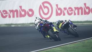 PS4 RIDE / DUCATI 1299 Panigale S 2015 Game Replay