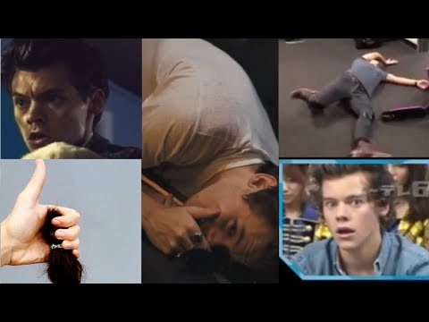 The dramatic side of Harry Styles