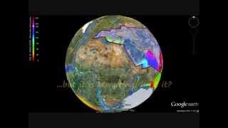 Pangea Break-up. (Plate Tectonics Animation ) - Video Youtube