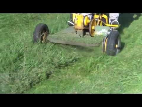 Cortadora de césped autopropulsada - SKORPION 750 - Larmak