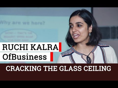 OfBusiness co-founder Ruchi Kalra on how women entrepreneurs can beat the odds