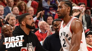 Kawhi, Raptors have Canada 'in the palm of their hands' - Stephen A. | First Take
