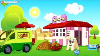 LEGO® DUPLO® Train, LEGO DUPLO Food, Lego Juniors Race, Videos Games for Children /Android HD