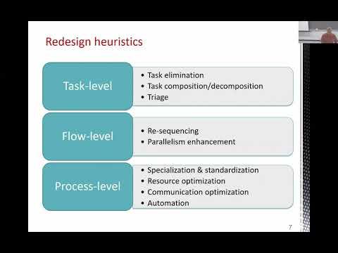 Business Process Management Course - Lecture 9 - Business ...