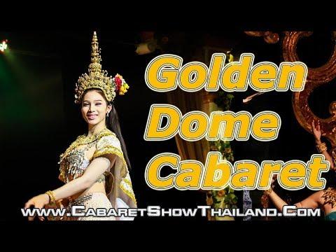 Golden Dome Cabaret Ticket Cabaret Show Bangkok Review