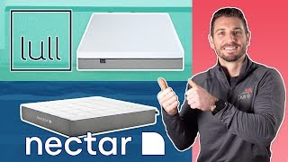 Lull vs Nectar Review | Bed In A Box Comparison (MUST WATCH)