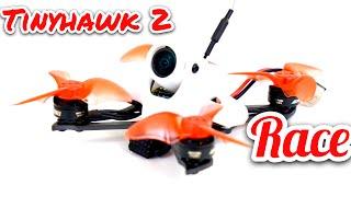 """Tinyhawk II Race - Emax 2"""" tiny outdoor 45gram racer"""