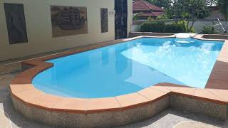 Large Two Bedroom Family Home with Private Swimming Pool and Gardens for Sale in Chalong Hills
