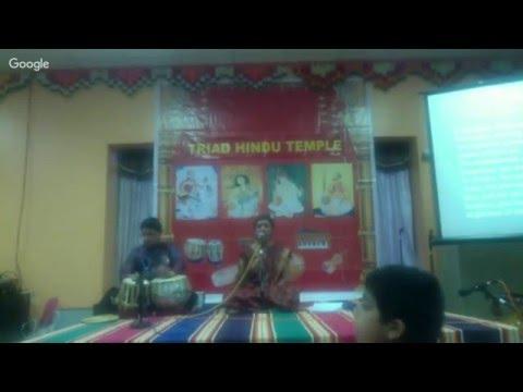 Sangeetha Aradhana 2016 Part II