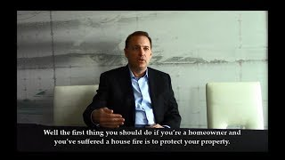 Wildfires - Advice for Homeowners Thumbnail Image