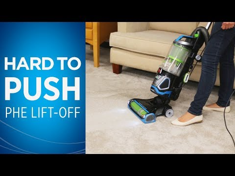 What do to if Your Pet Hair Eraser® Lift-Off® is Difficult to Push Video