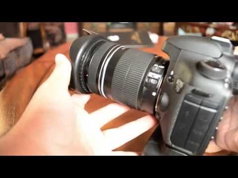 canon lens 18-135mm hood