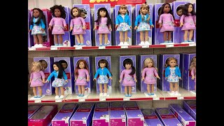 WHICH Is The BEST 18 Inch Doll Company!? American Girl Vs Our Generation/My Life Salon