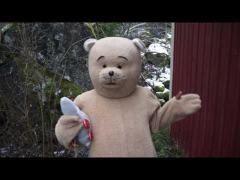 """Björne """"Skäll inte på Hugo"""""""