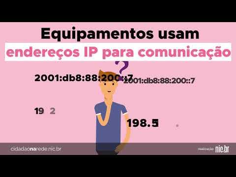 Imagem de capa do vídeo - DNS - Sistema de Nomes de Domínio