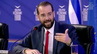 Ομιλία Ν. Φαρμάκη στο Delphi Economic Forum «Περιφερειακή Διακυβέρνηση: Η επόμενη μέρα»