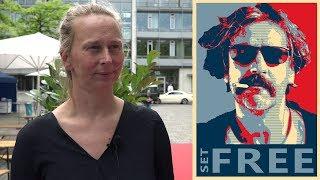 """""""Kein Geld für die Türkei bis Deniz Yücel frei ist"""" - Interview mit Doris Akrap"""