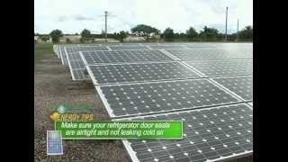 preview picture of video 'Mangilao school turning to solar power'