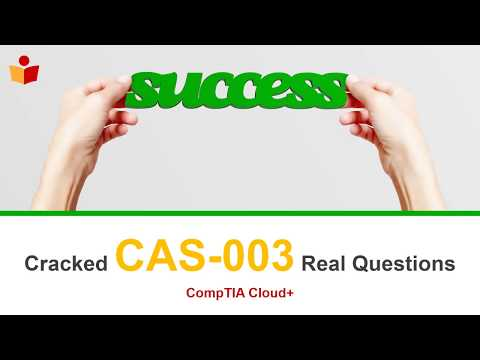 New Cracked CompTIA CASP CAS-003 Real Questions - YouTube