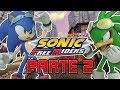 Sonic Free Riders Modo Historia Parte 2 Espa ol Hd Team