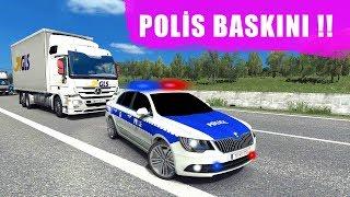 Konvoya Polis Baskını !! 😮