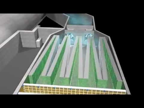 Gas Filters for Road Tunnels: Mode of Operation ECCO NOxCat | Aigner Tunnel Technology GmbH
