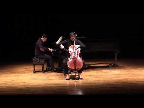 Dvorak Cello Concerto, mvt. 1