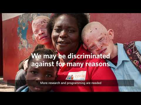 The Path to Equality for Women and Young Persons With Disabilities Video thumbnail
