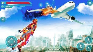 Iron Hero City Survival War (by Standard Games Studios) Android Gameplay [HD]