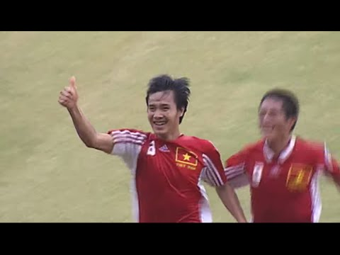 Classic Match: Vietnam 2-3 Indonesia (2000)