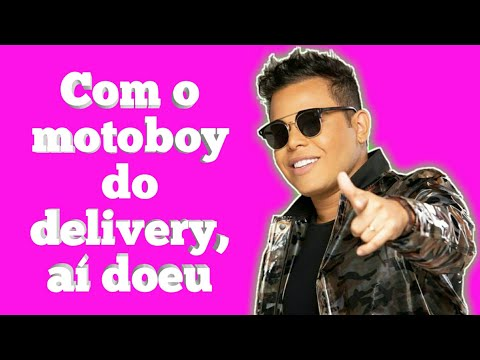 Tierry - Motoboy do Delivery (Letra Oficial)