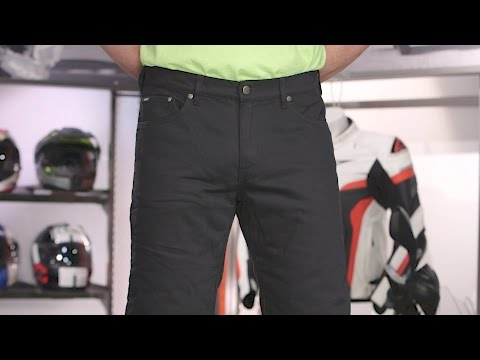 Bull-it SR6 Straight Jeans Review at RevZilla.com