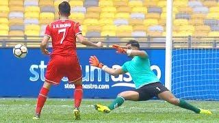 أهداف مباراة عمان 5-0 أفغانستان | بطولة ماليزيا الرباعية 2019/3/20