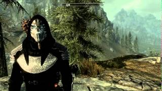 "The Elder Scrolls V: Skyrim: обзор мода под названием Броня ""Коллекционер душ"