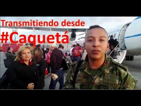 Colombia Estéreo en Caquetá con Fe en Colombia