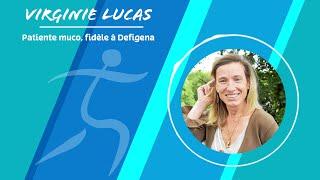 Virginie Lucas, patiente muco, nous invite à participer nombreux au Defigena 2020 !