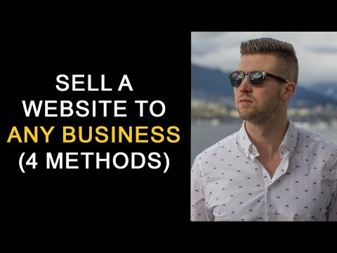 Approaching Businesses to Sell Websites | 4 Methods
